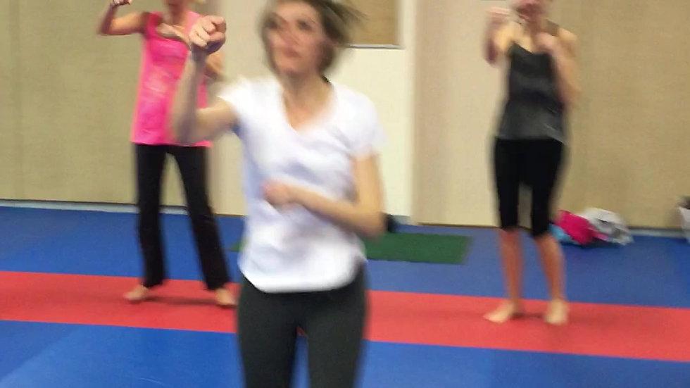 Body combat fitness