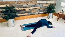 Yin Yoga Counter hours of sitting