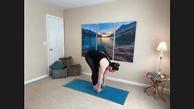 Hatha Yoga 45 Minute Practice Earth & Water Sequence