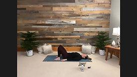 Yin Yoga Ground & Open