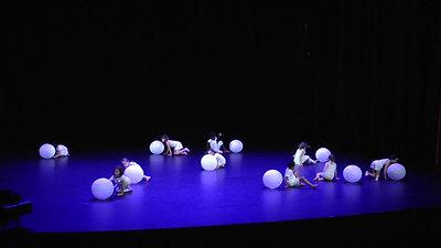 """""""Perdre la boule"""" ou """"Mystère et boule de gomme"""" Karine Bourgeois, initiation 1"""