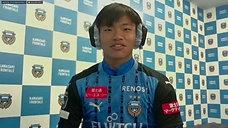 川崎フロンターレ 旗手怜央選手