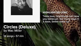 Circles   The Music Ark's #1 Album of 2020