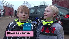 TV2 Lorry besøg Ballerup Skovlunde motocross klub