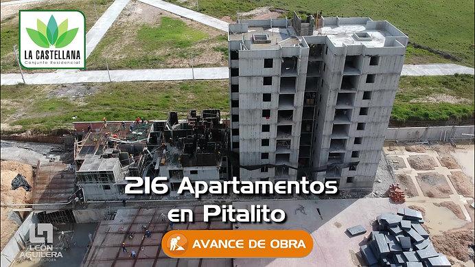 La Castellana | Avance de obra octubre 2020