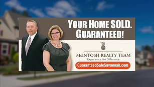 McIntosh Realty :05 Billboard TV Ad