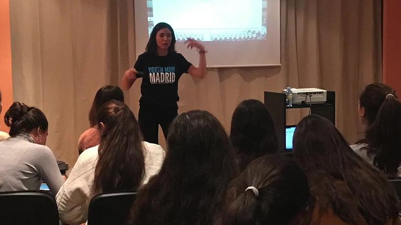 MUN Institute de la II Edición de Youth Mun Madrid