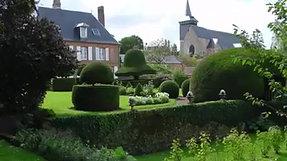 le jardin des ifs de 1920 à nos jours