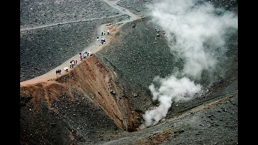 Etna tour 2019 június