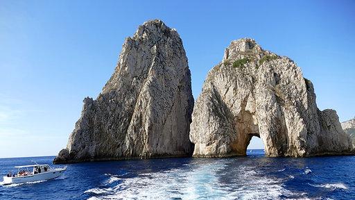 Capri, az álmok szigete