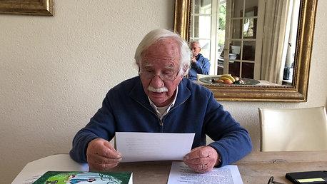 Salomon Bouman herdenking 4 mei 2021
