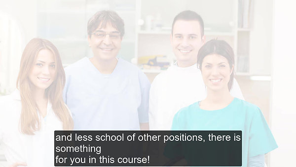 Career Exploration in Dentistry - Preview