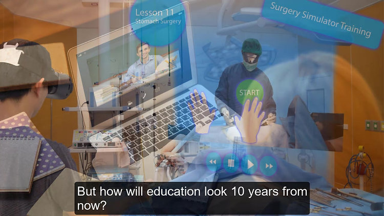 Future of Education - Preview Video