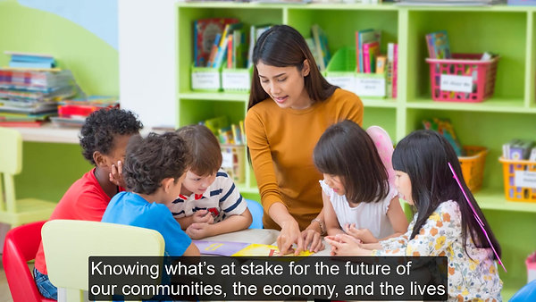Early Childhood Education 2 - Preview Video