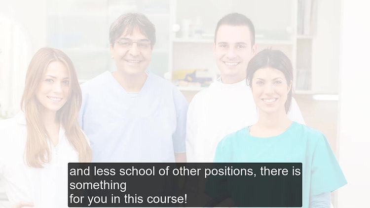 Careers in Dentistry - Preview