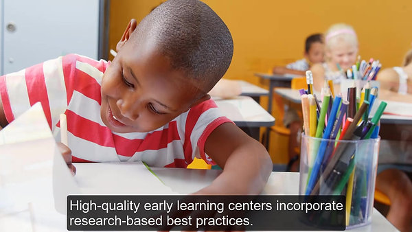 Early Childhood Education I - Preview Video
