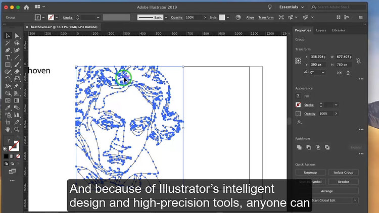 Illustrator Certification - Course Preview