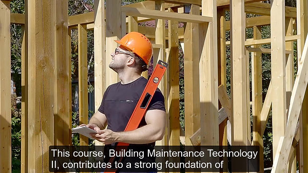Building Maintenance Technology 2 Preview Video