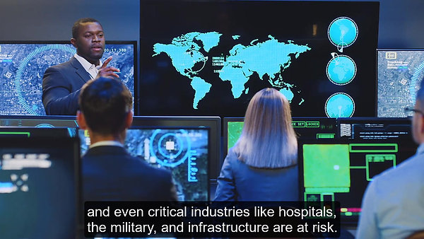 Cybersecurity - Preview Video