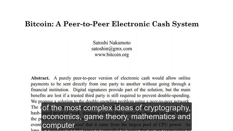 Bitcoin - Course Preview