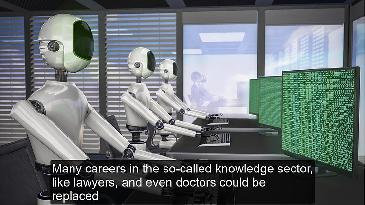 Robot-AI - Preview Video
