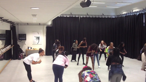 WeMove at Haringey Sixth Form College