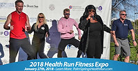 2018 Palm Springs Health Run Fitness Expo