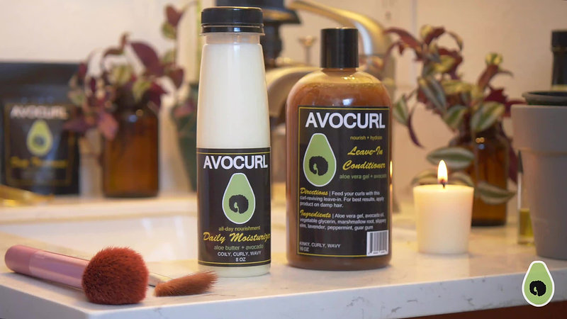 """AvoCurl """"The One"""" Commercial"""