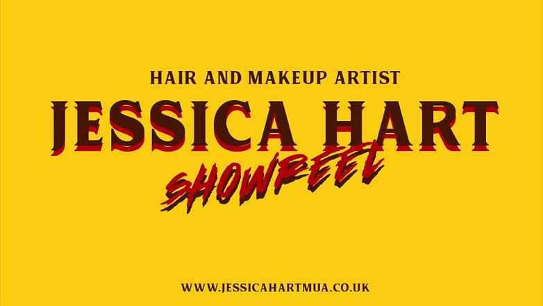 JESSICA HART MUSIC VIDEO SHOWREEL 2020