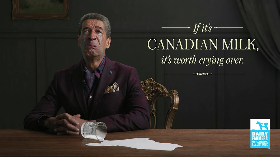 Dairy Farmers of Canada - The Dinner Party