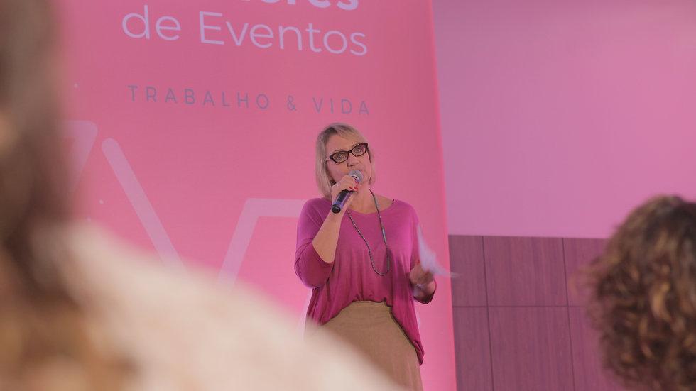 Mulheres de Eventos - Trabalho e Vida