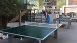 Table tennis clip