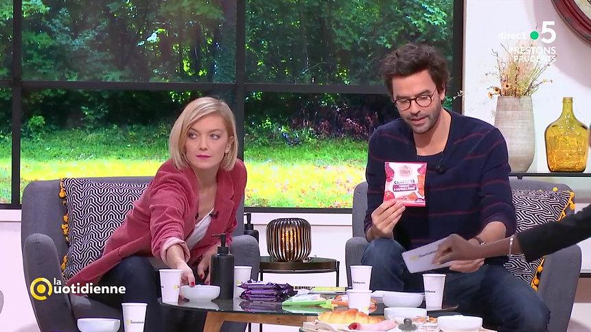 GRAAM extrait passage La Quotidienne France 5