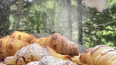Croissants y mas Croissants