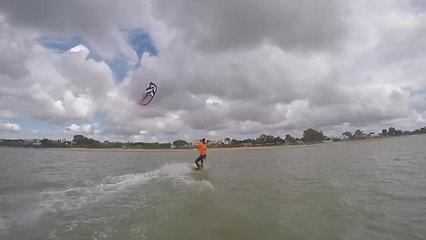 18KNOTS Curso Kite