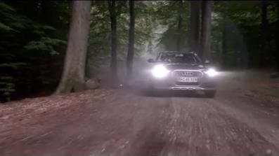 Audi - Denmark, land of Quattro