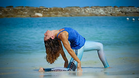 Scorpio Inspired Vinyasa Flow Yoga