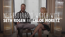 Seth Rogen and Chloe Moretz Give Advice