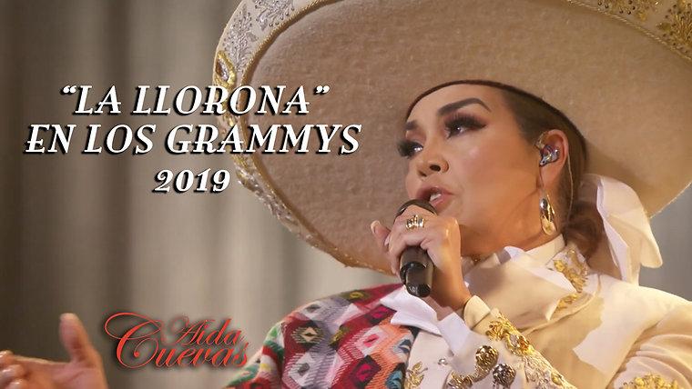 "Aida Cuevas, Natalia Lafourcade & Angela Aguilar: ""La Llorona"" | 2019 GRAMMYs Performance"