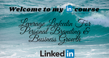 Linkedin course welcome video