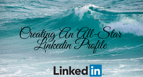 Your LinkedIn profile