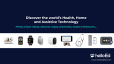See examples of the top health and home technologies, brought together to show you some of what's possible for you or those you care for.