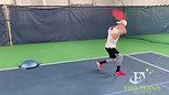 Tennis Footwork Drill #1