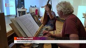Orgelbouwers zoeken in Amersfoort naar 400 jaar oud geluid d
