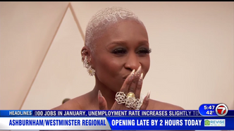 Oscars Fashion - February 10, 2020