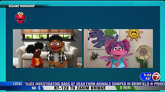 Sesame Street Fighting Racism