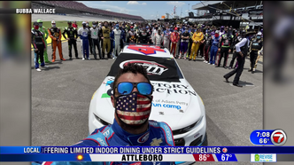 Bubba Wallace Support - June 23, 2020