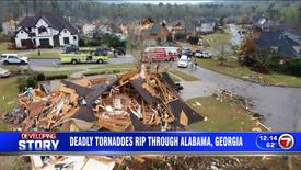 Deadly Southern Tornado