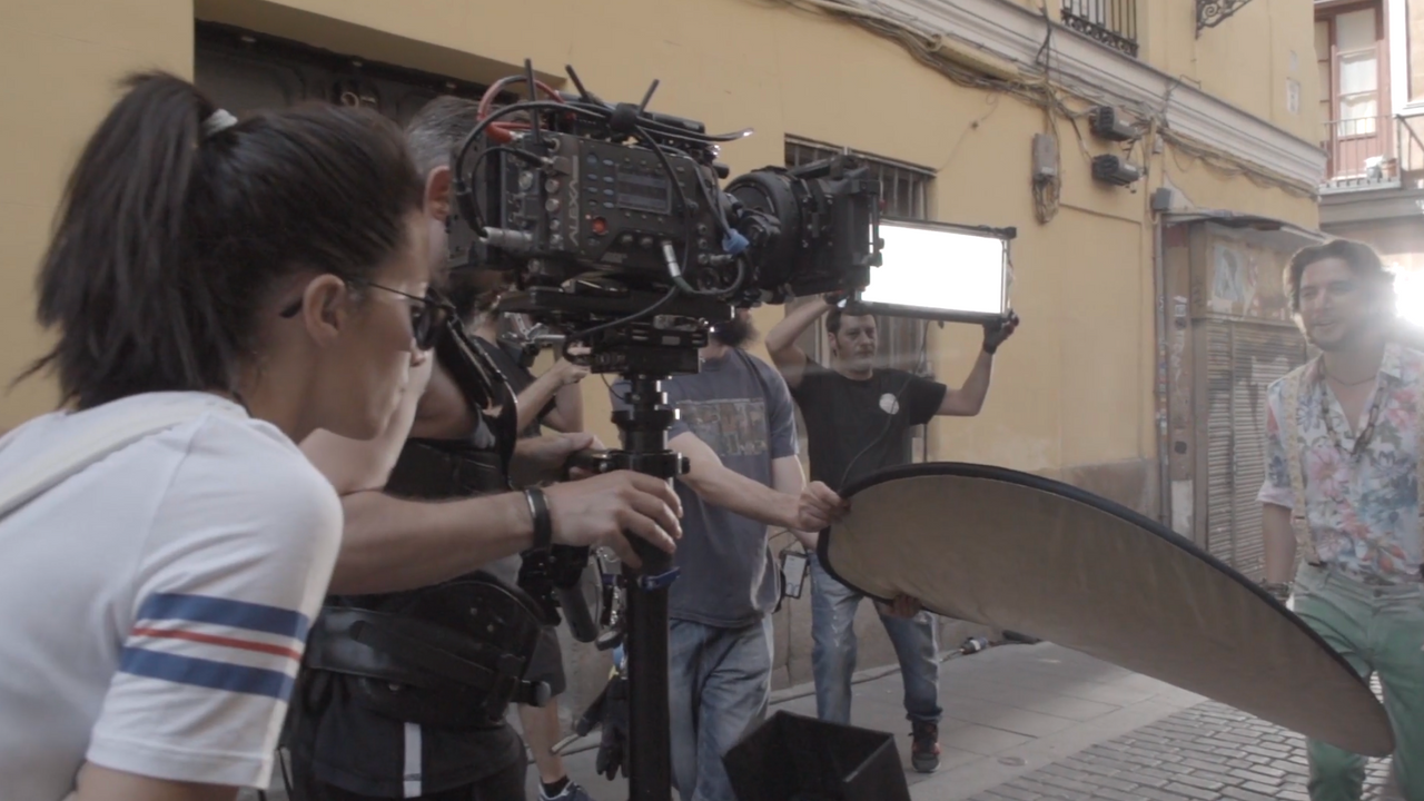 "Manuel Carrasco - Videoclip ""Yo Quiero Vivir"" - Making Of"