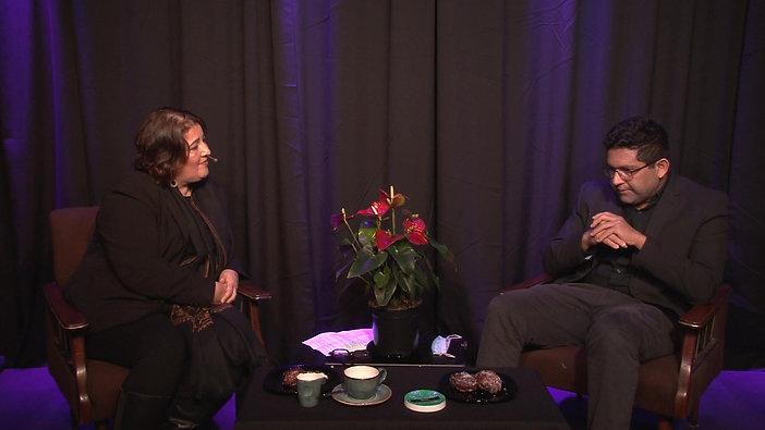 Interview with Saliem Fakir